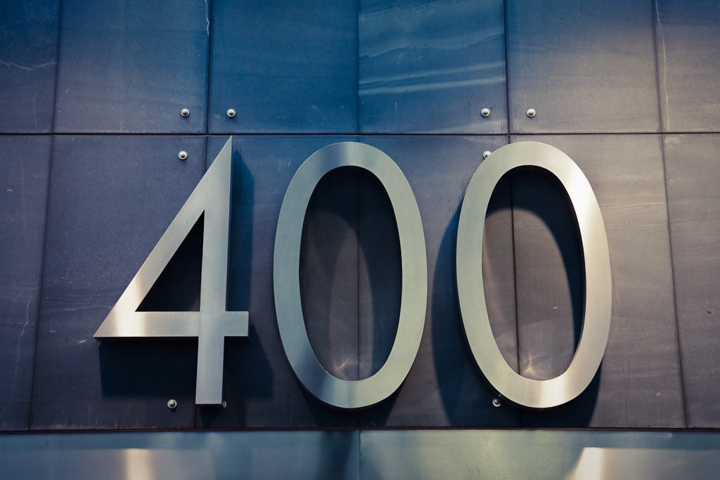 400のイメージ