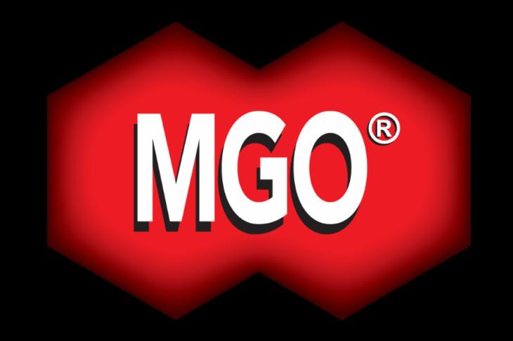 MGOのロゴイメージ(マヌカヘルス社)