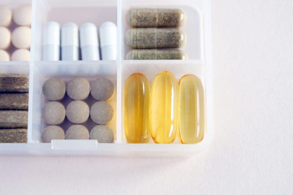 栄養補助食品のイメージ