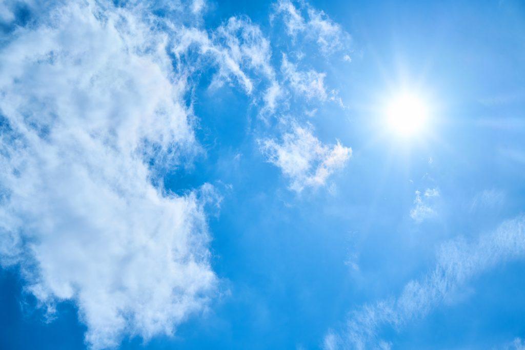 日光のイメージ