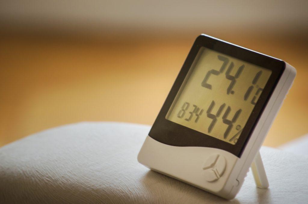 温度計のイメージ