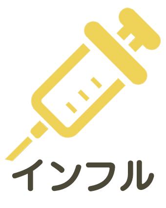 インフルエンザのアイコン