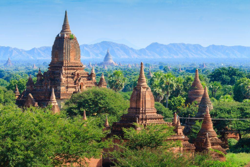 ミャンマーのイメージ