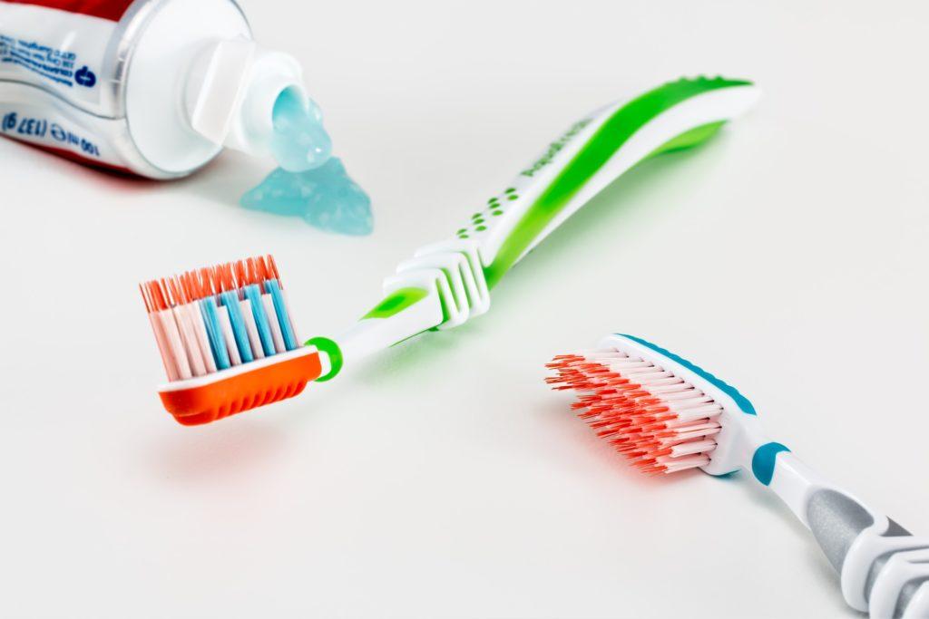 歯磨きのイメージ