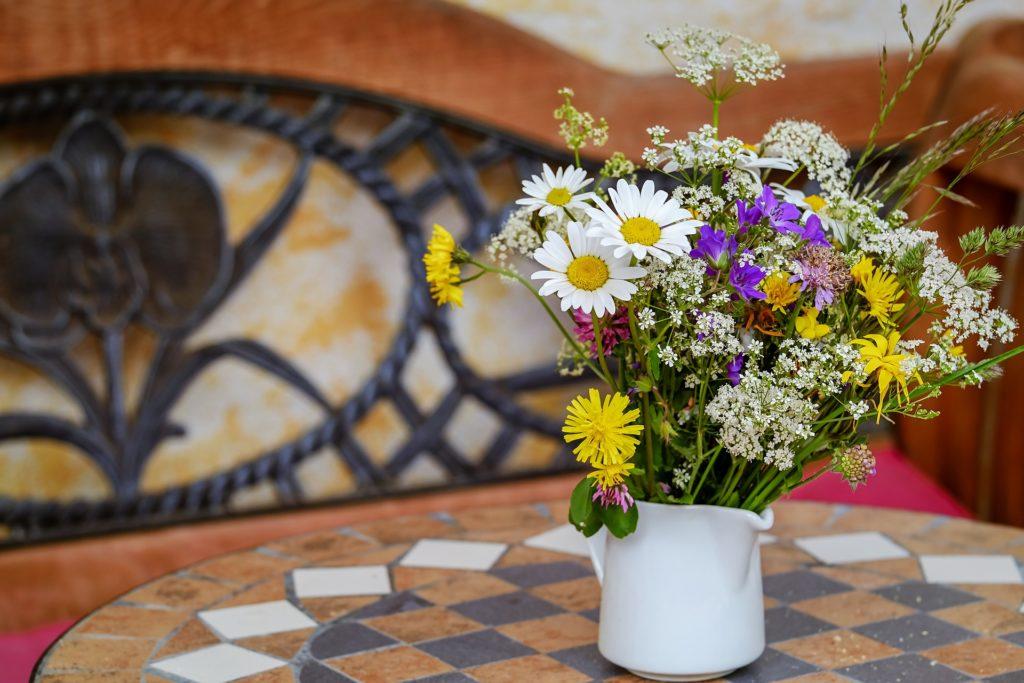 色々な花のイメージ