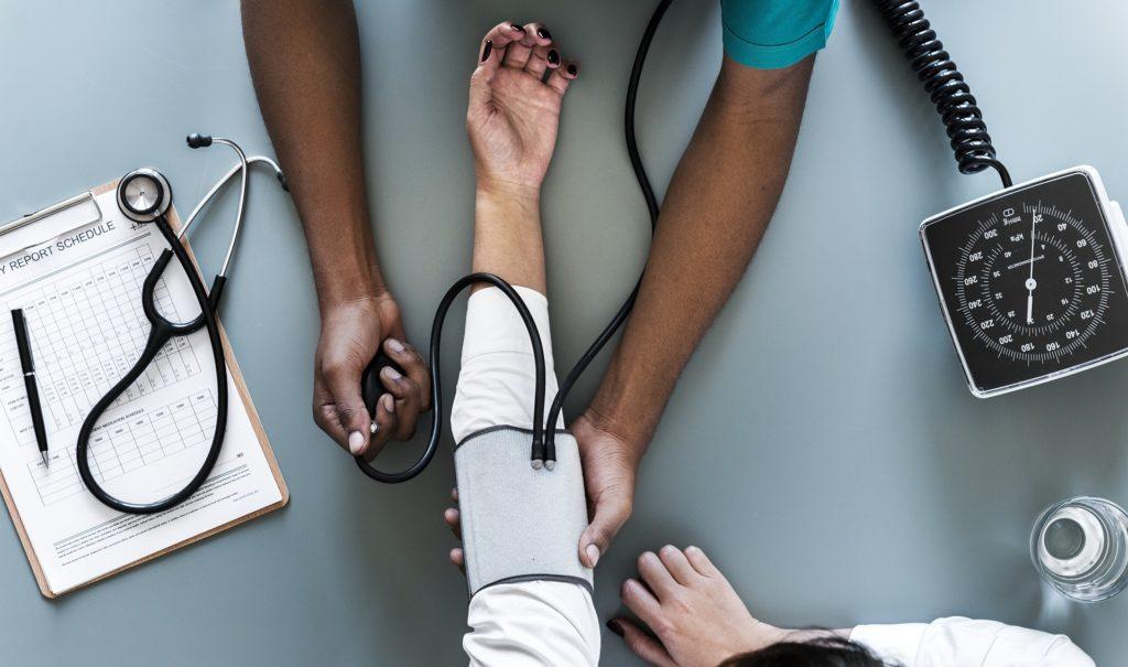 医療行為のイメージ