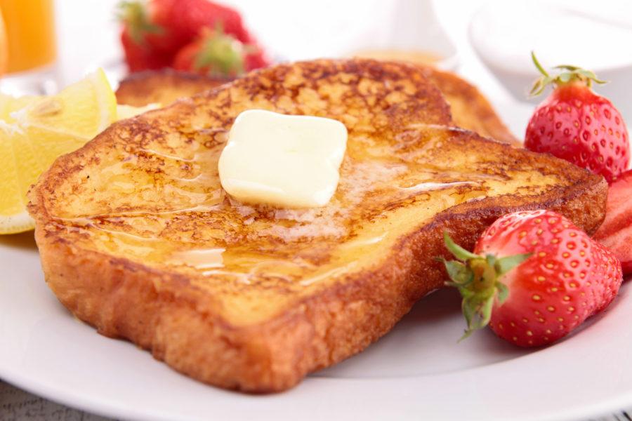 ハチミツトーストのイメージ