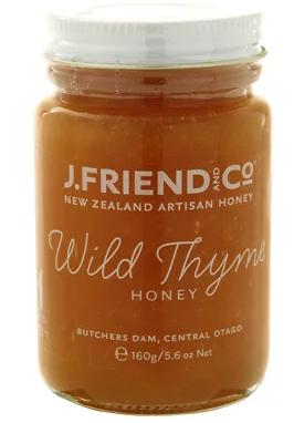 J.Friend and Co ニュージーランド産 タイムハチミツ