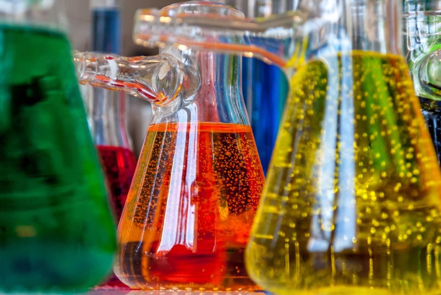 化学薬品のイメージ
