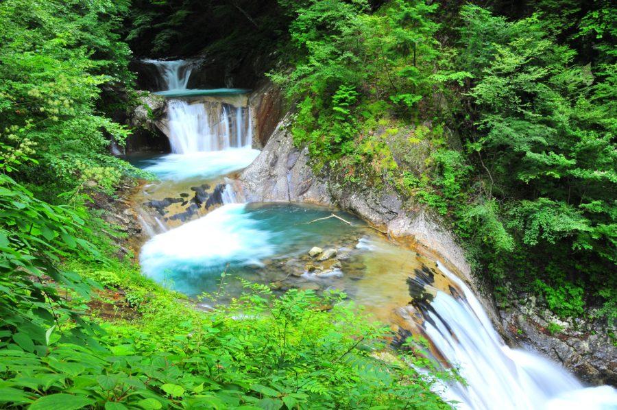 天然水のイメージ