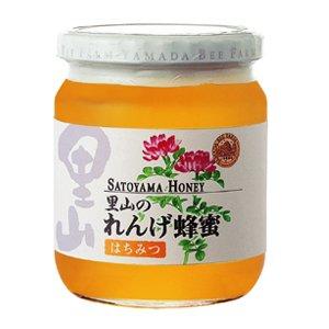 山田養蜂場 里山のれんげ蜂蜜
