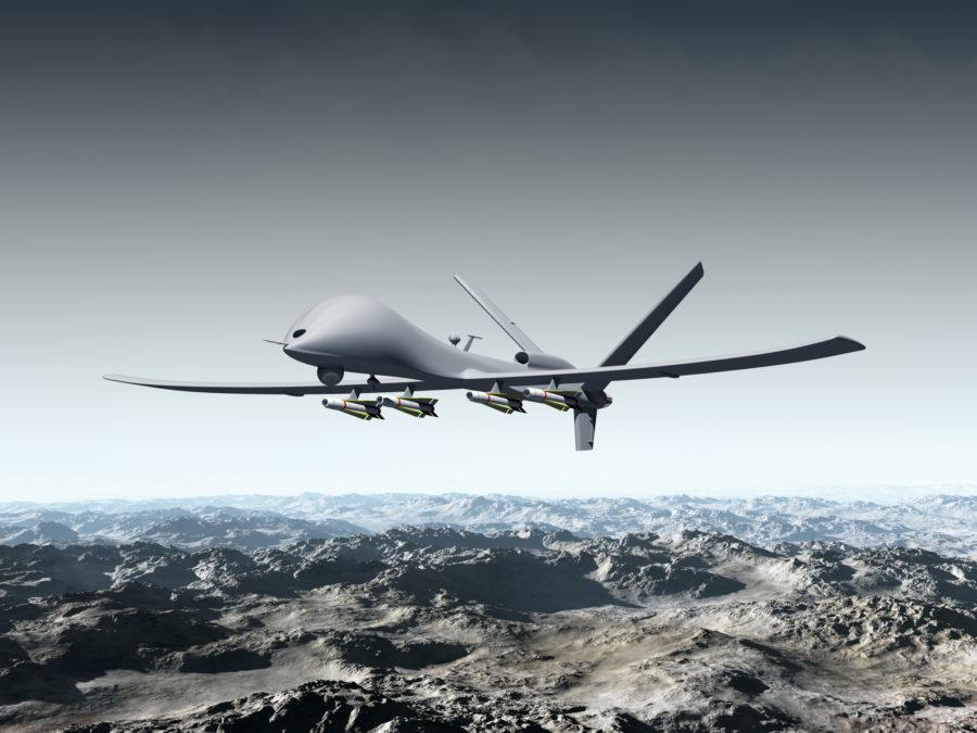 UAVのイメージ