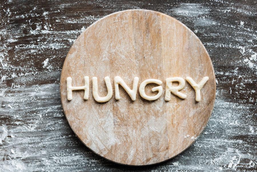 空腹のイメージ