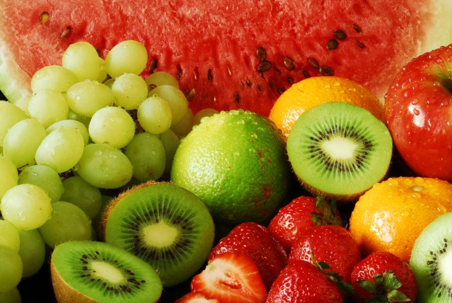 さまざまな果物のイメージ