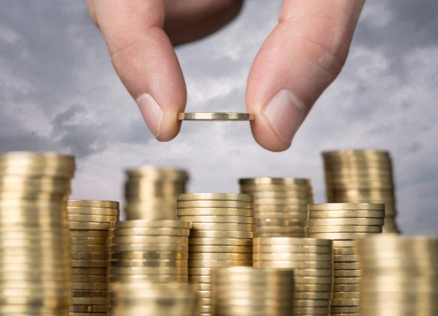 高い税金のイメージ
