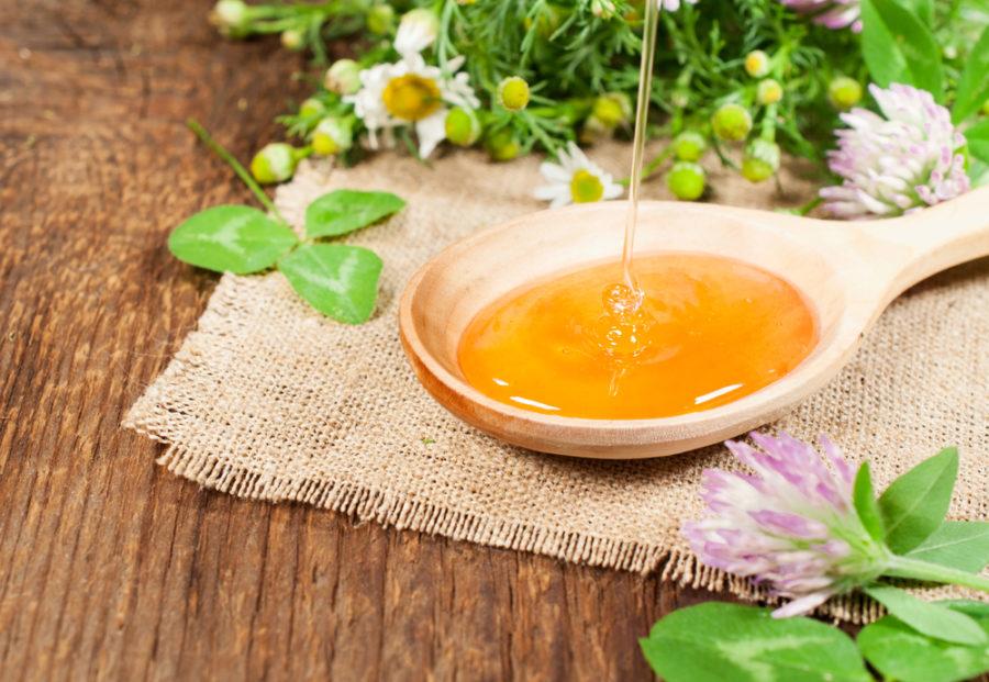 健康に良いハチミツのイメージ