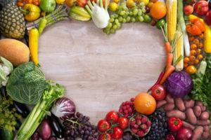 いろんな野菜のイメージ