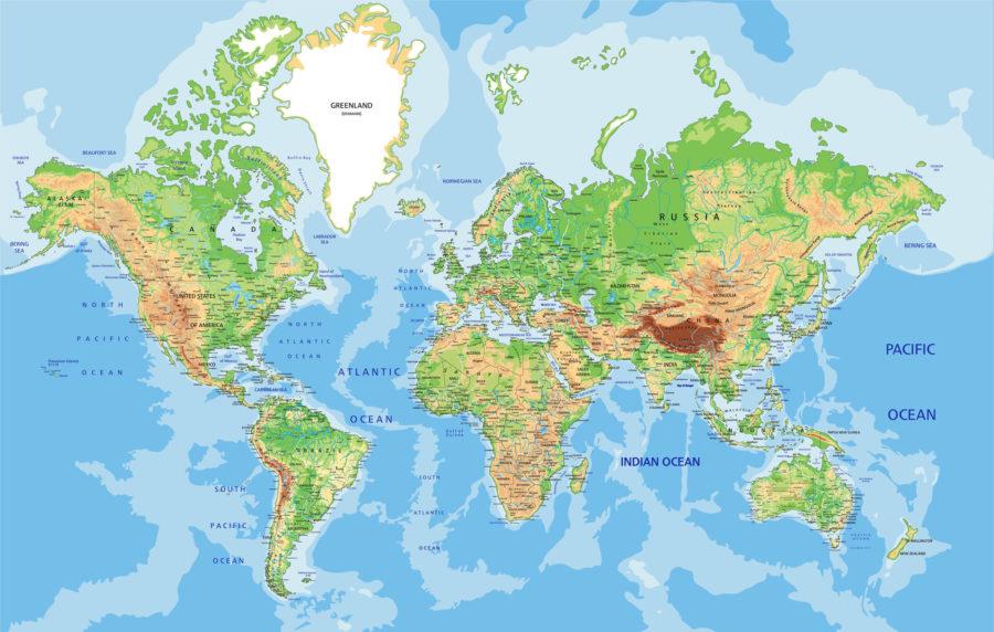 世界各国のイメージ