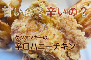 KFC辛口ハニーチキン外観