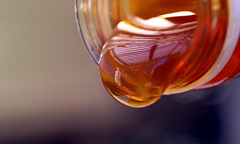 栄養のあるハチミツのイメージ