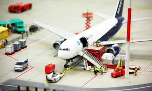 空輸のイメージ