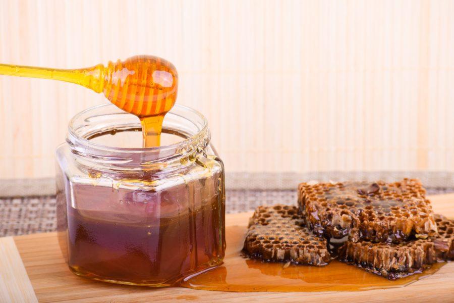 垂れ蜜と濁り蜜のイメージ